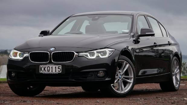 Why the BMW 318i is our Top Family Car of 2017